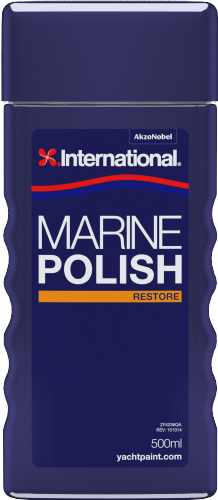 International Marine Polish 500ml Restores Grp Paint